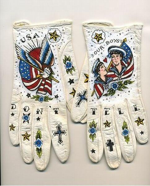 Интересные перчатки (18 фото)