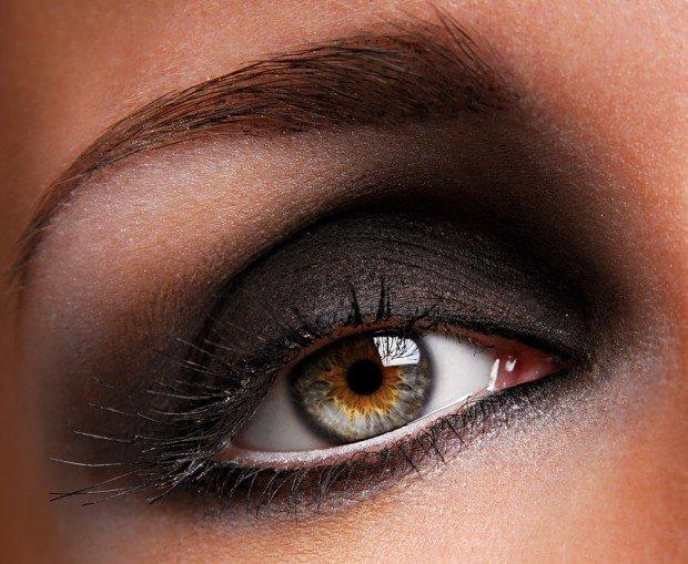 Как делать макияж смоки айс правильно | Фото | Видео