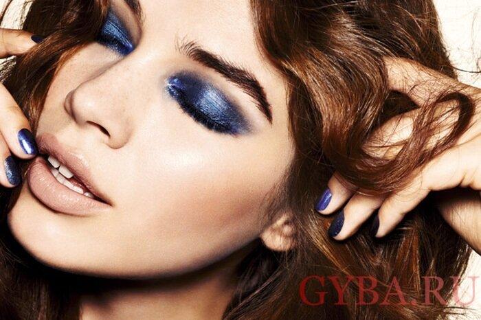 Как сделать макияж Smoky Eyes: фото и видео обзор
