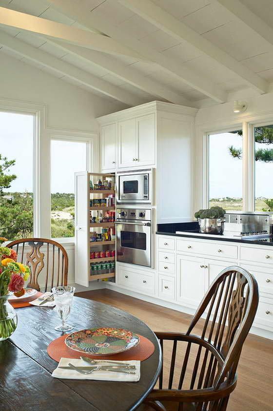 Как сделать свою кухню удобной? photo