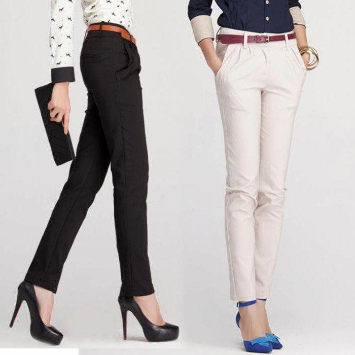 классические брюки женские фото