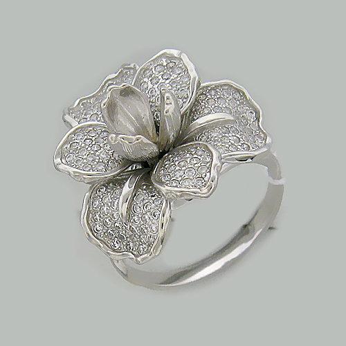 Кольцо из серебра 925° купить в Москве недорого (55979 А16К150381) с доставкой по России.
