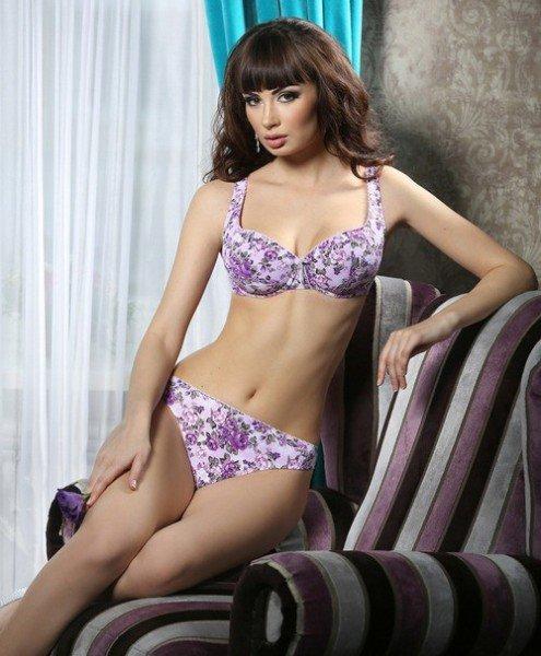 Комплект Anabel Arto 8112-  для женщин со средней и большой грудью. - Интернет магазин одежды для дома и отдыха, Екатеринбург