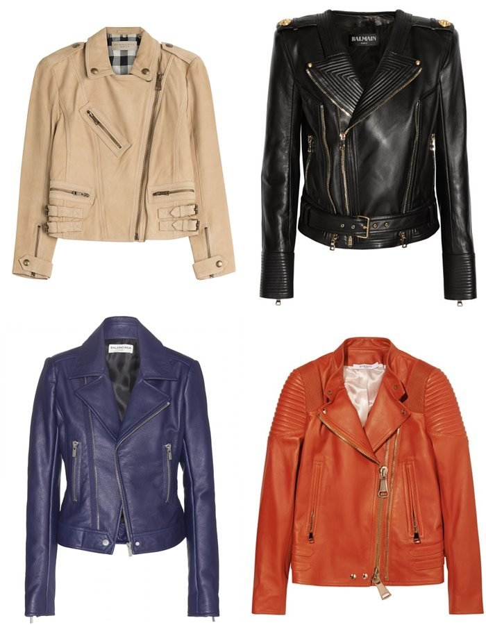 Кожаные куртки косухи 2015