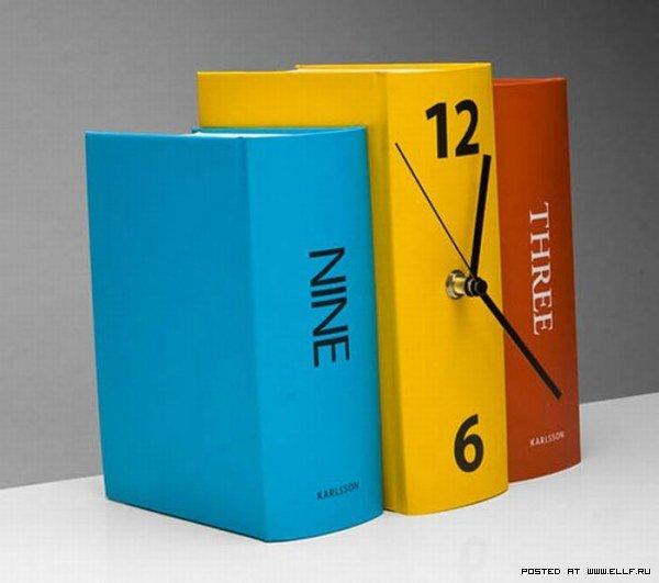 Креативные настенные часы (40 фото)