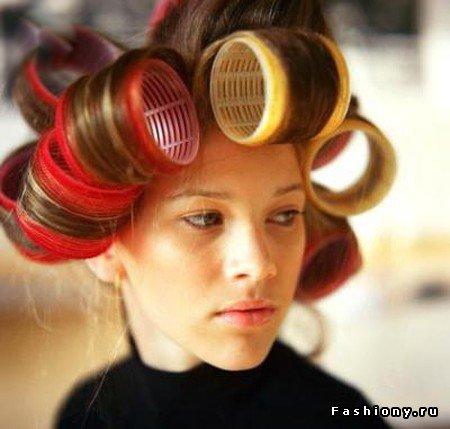 Кудри - выбираем свой способ создания / как правильно крутить волосы на бигуди фото