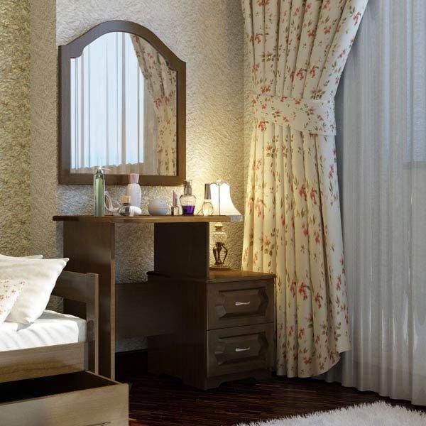 Купить туалетный столик в спальню: фото, цены, виды