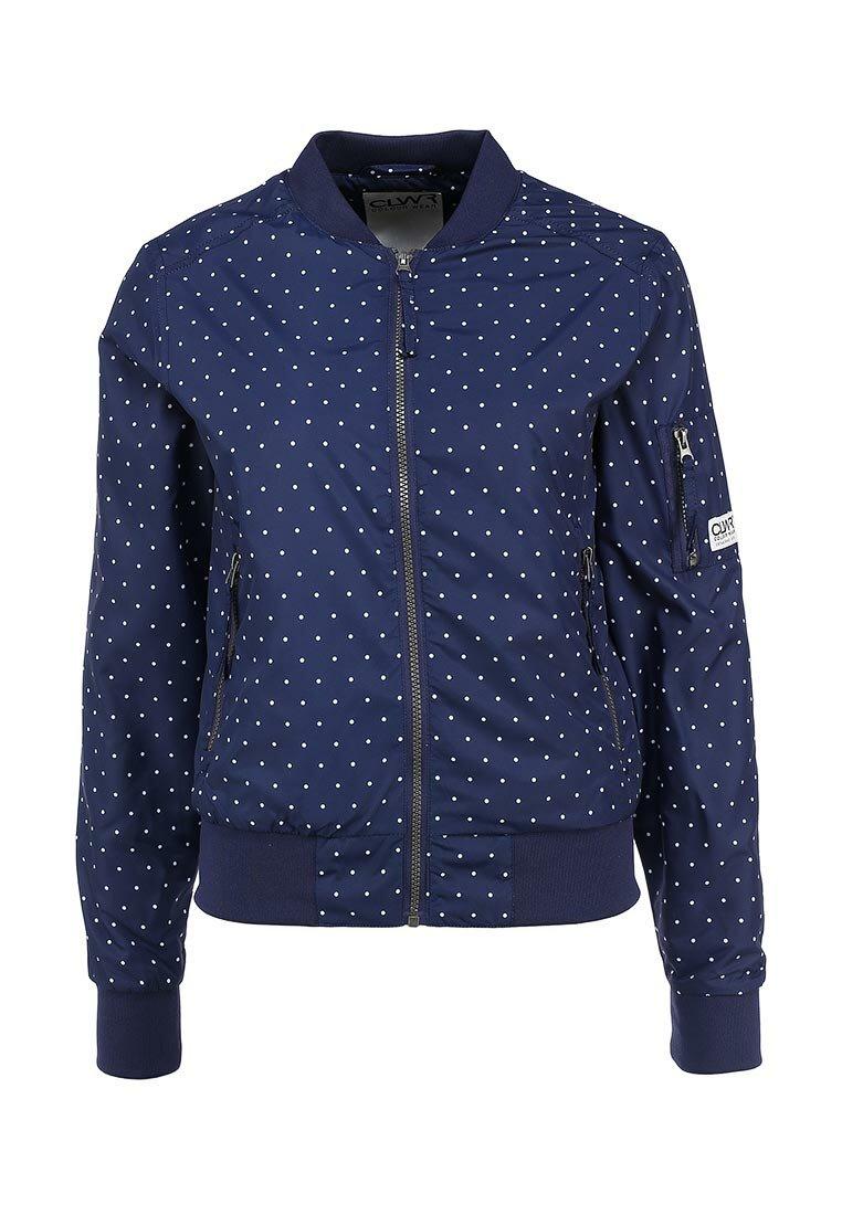 Куртка CLWR Lorensberg Jacket купить за 3 350руб CL003EWGRP17 в интернет-магазине Lamoda.ru