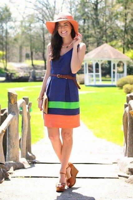 Летние платья и сарафаны: 80 фото, как выбрать по фигуре