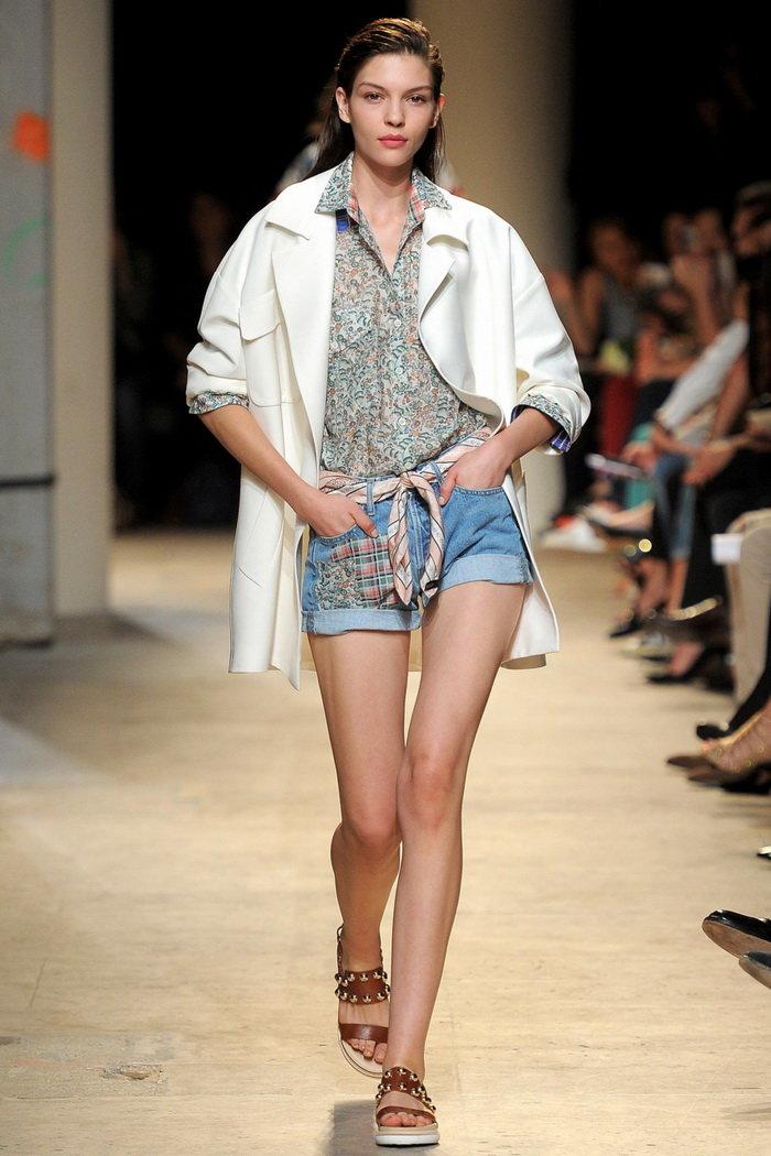летние шорт 2014 женские фото 2