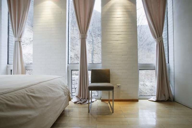 Лучшие шторы для спальни с фото: красивые новинки, современные шторы для спальни