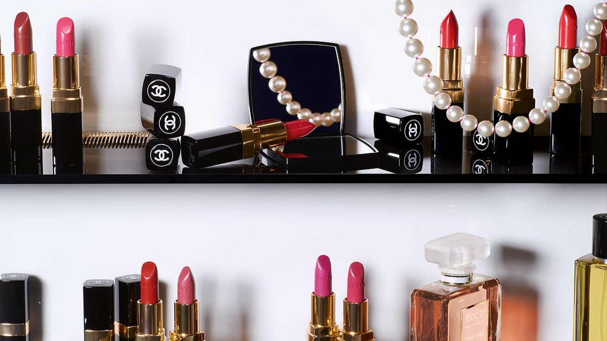 Макияж - CHANEL - Official site