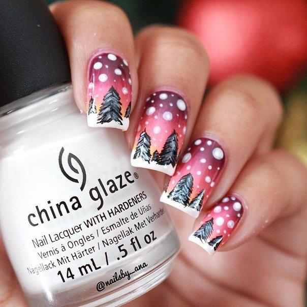 Маникюр № 540 2016: модные ногти, фото, новинки, популярное | AroundNails.com