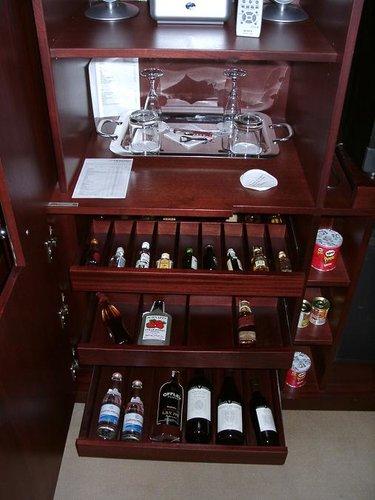 мини бар в квартире