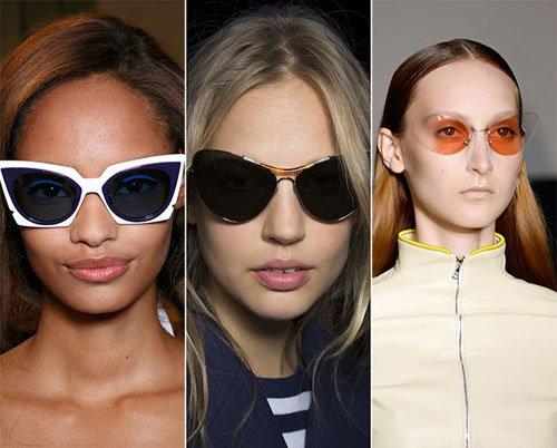 Модные очки 2015 - 15 трендов в фото