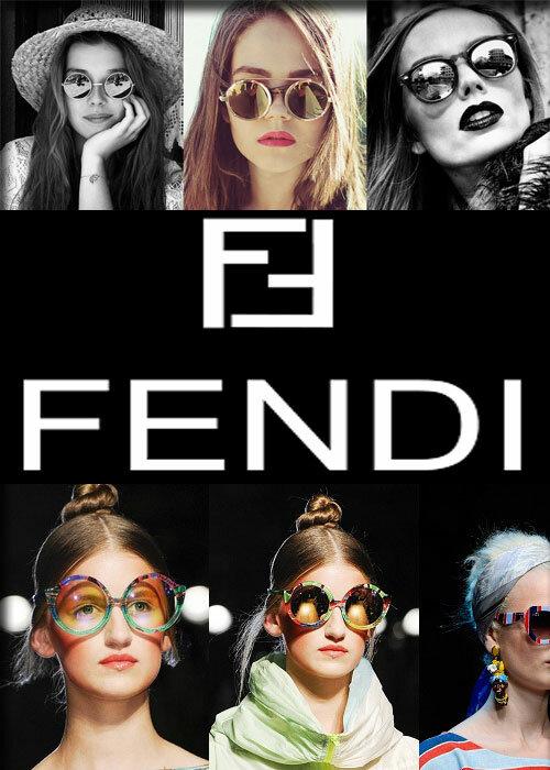 Модные очки Фенди 2015