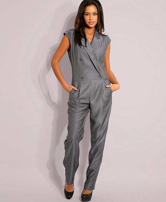 Модные женские комбинезоны 2015 — фото