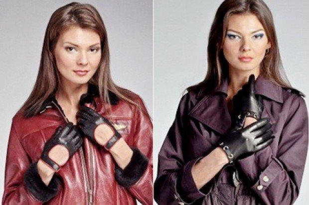 Модные женские перчатки 2015 — фото