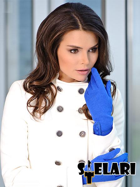 Модные женские перчатки зима-2013: Фото