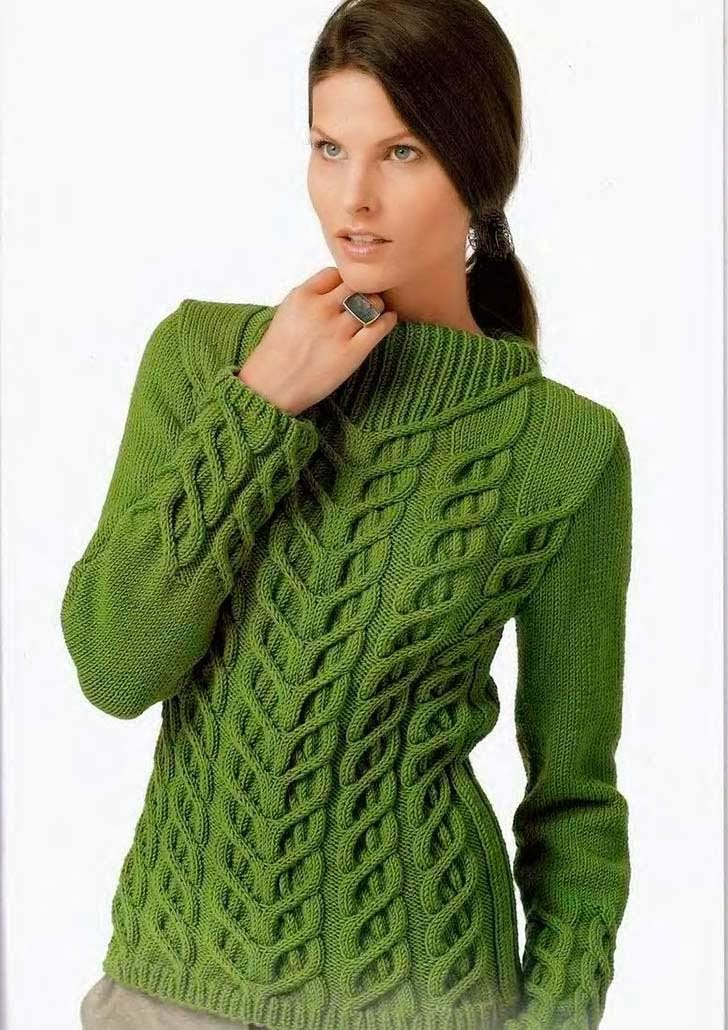 Модные женские свитера 2014/2015 - фото | Lady Network