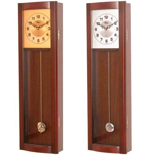 Настенные часы с маятником и боем SINIX 301