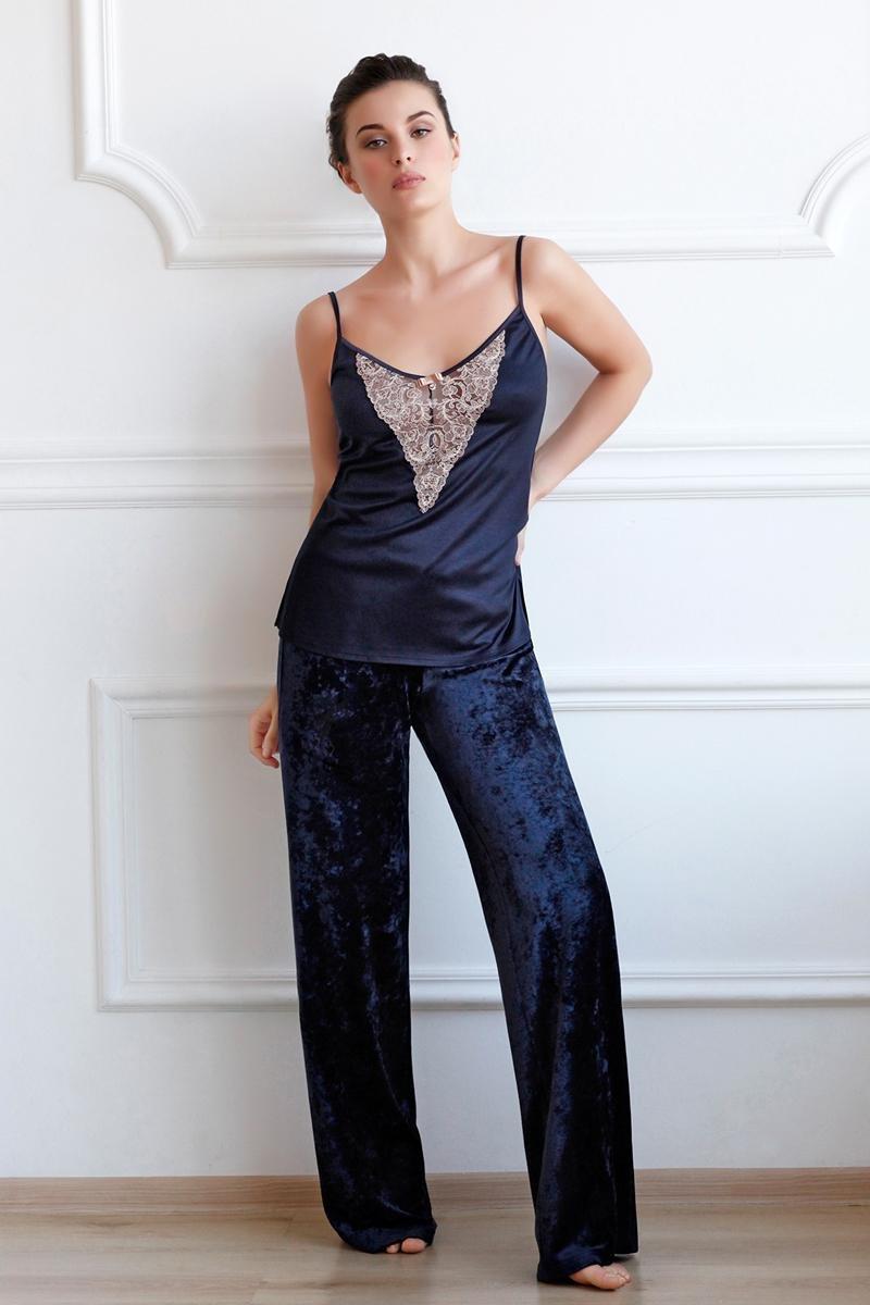 Пижама женская c кружевом Laete 05785133