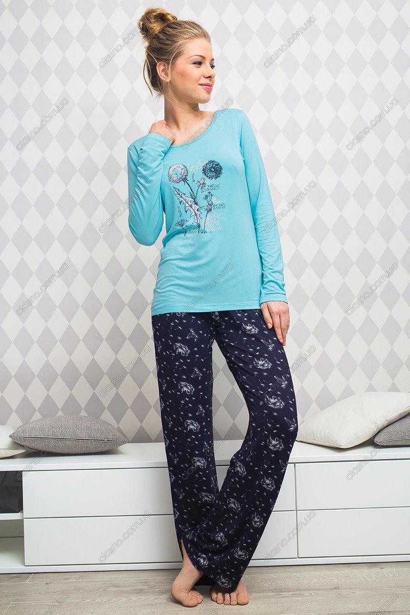 Пижама женская Key (арт 1715958) - купить в Киеве по цене 760 грн | каталог интернет магазина CLASNO.com.ua
