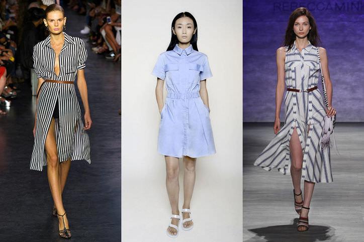 Платья весна-лето 2015: фото самых модных новинок