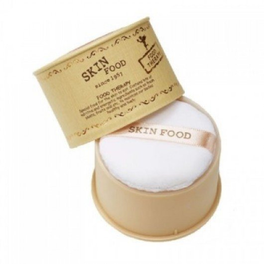 Пудра для лица Skinfood Peach Sake Silky Finish Powder купить