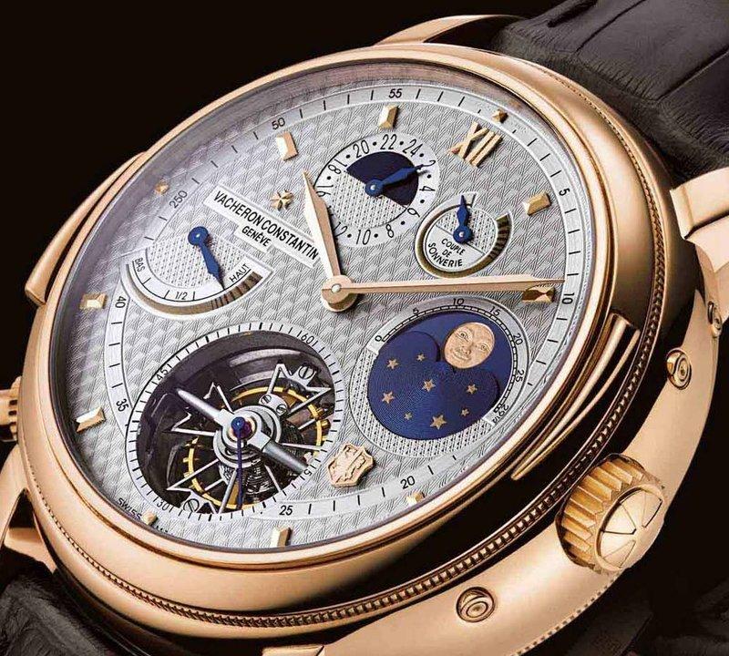 Самые дорогие часы в мире 2015 - рейтинг наручных часов.