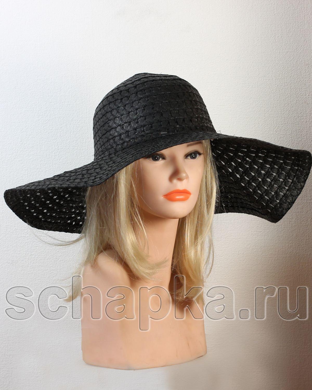 Шляпа женская летняя, Артикул: Ж707-2, Купить с доставкой