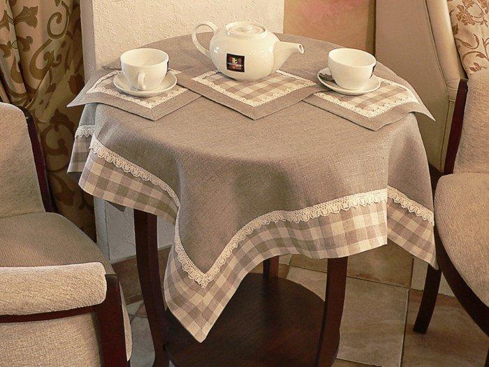 стирке используйте скатерть для круглого стола сшить внимание:Чтобы правильно