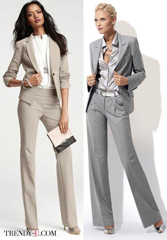 Современная женская деловая одежда: Dress for Success! | Trendy-u.com