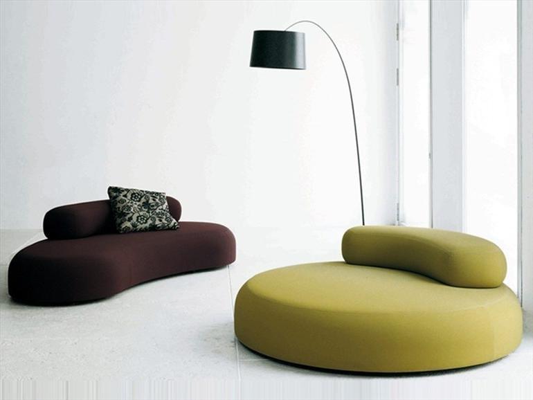 Стильная мебель для гостин..