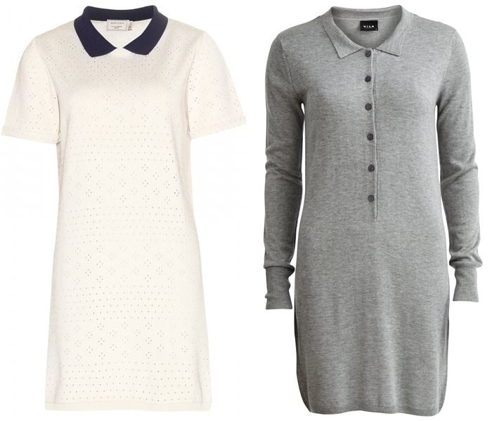 трикотажные платья 2015  (6)