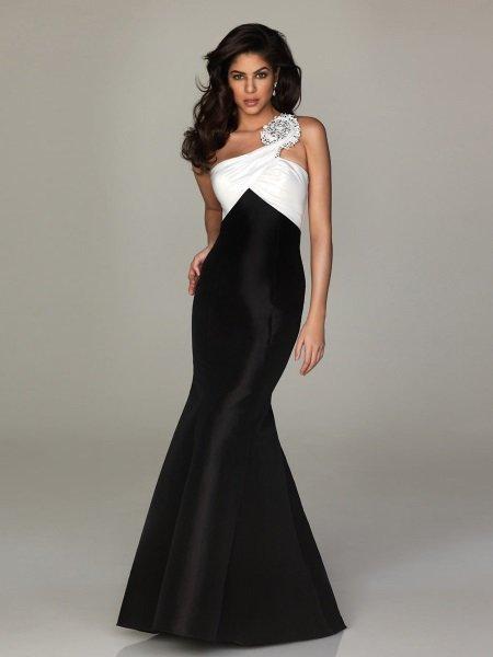 платья красивые элегантные фото вечерние