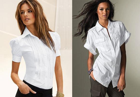 Весна-лето 2014: модные рубашки и блузки | Женский Рай