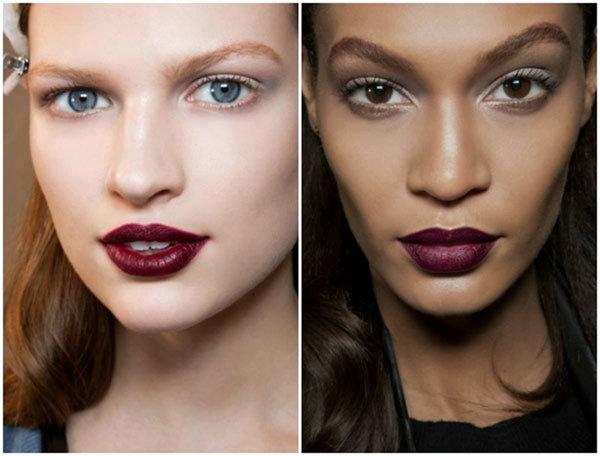 Винная губная помада: Как подобрать и сочетать бьюти-тренд?