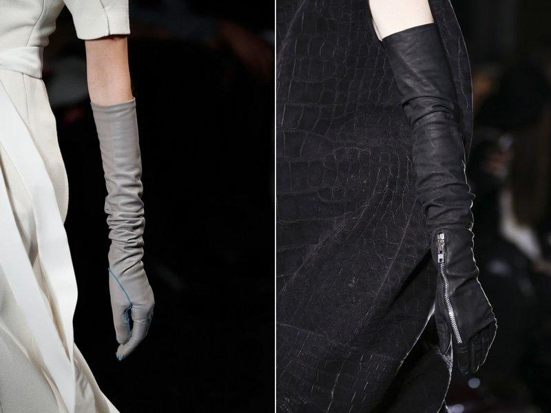 высокие перчатки 2016