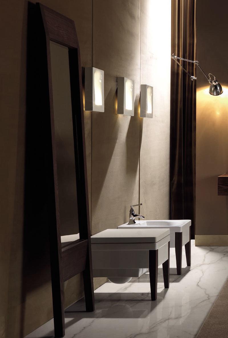 Зеркало для ванной напольное Kerasan Bentley 9182 | Купить в интернет-магазине Santeh-Import