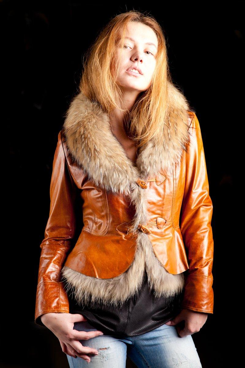 женские кожаные куртки 2015