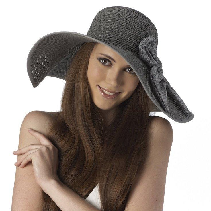 Женские шляпы - фото