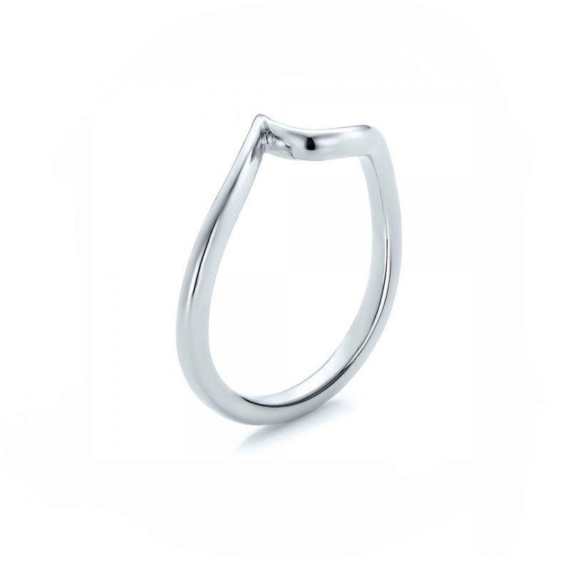 Женское кольцо из белого золота-1012WR – в продаже, Женское кольцо из белого золота-1012WR по низкой цене, купить недорого в PrettyGold.