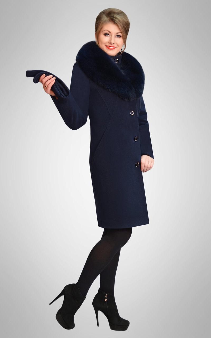 Женское зимнее пальто | Купить женское зимнее пальто в интернет-магазине «Интер Мода»