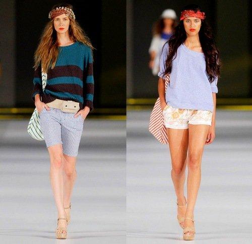 Жеские шорты весна-лето 2015 г, фото