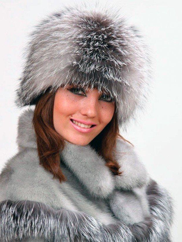 Зимние шапки женские 2015-2016 фото