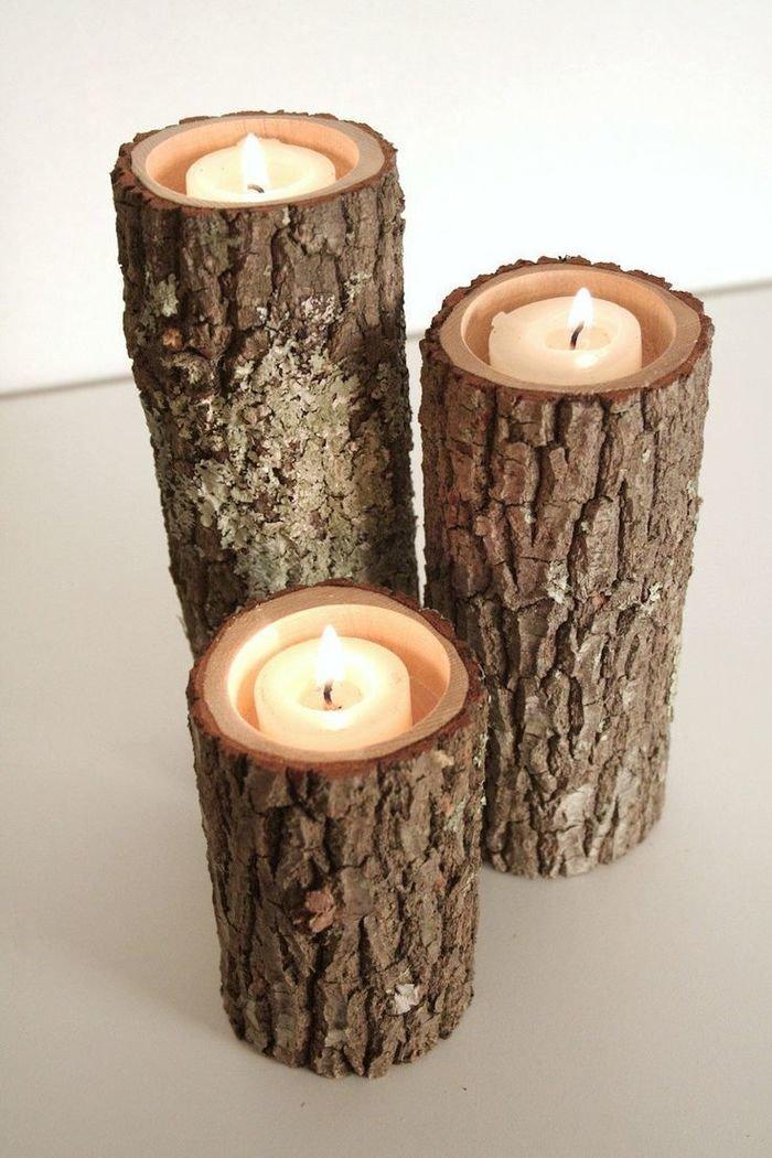 Это очень простой способ добавить немного тепла и уюта в интерьер любой комнаты.