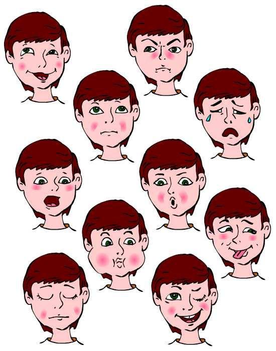 сейчас картинки эмоциональное состояние детям те, другие
