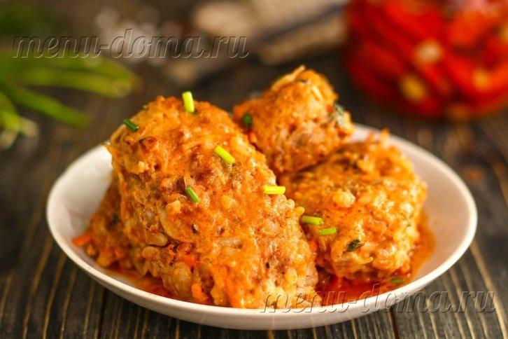 Голубцы рецепт с фото пошагово на сковороде