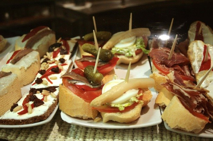 испанские закуски рецепты с фото